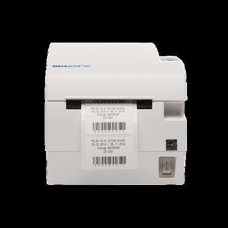 Etykiety samoprzylepne do drukarki MELAprint 60 (praca manualna)